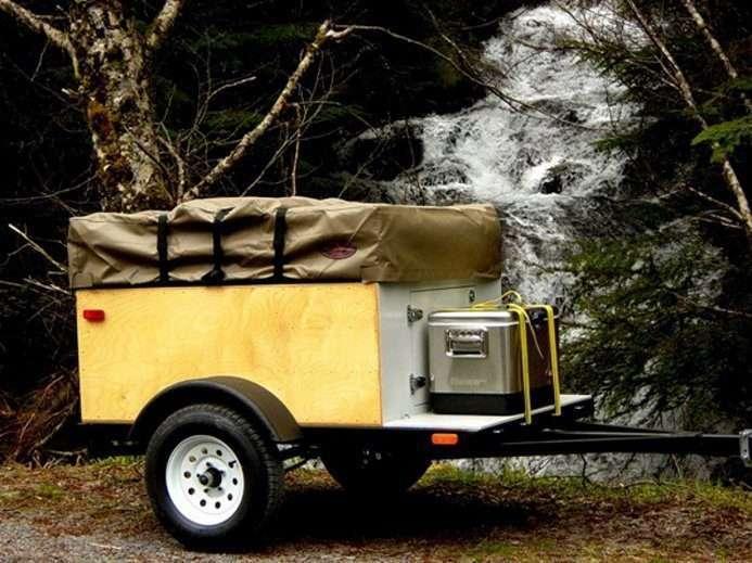 Compact Camping Trailers - Explorer Box Build Manual