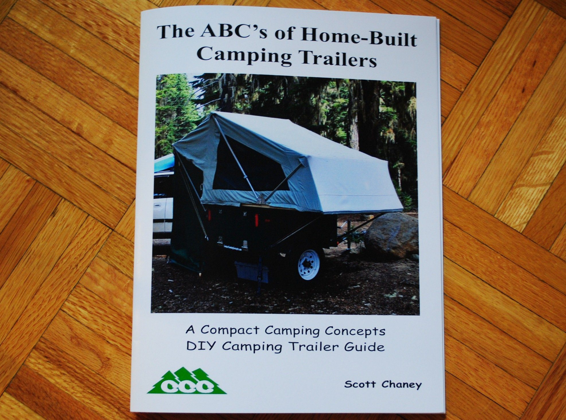 Compact Camping Trailer Gallery 2