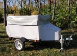 Explorer Pod DIY Camping Trailer
