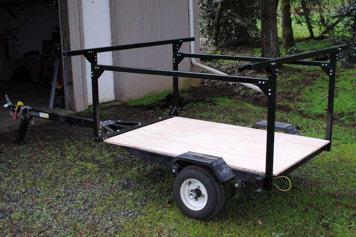 Trailer Rack Kit for Kayak