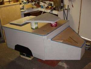 Build at home Explorer Pod by Compact Camping Trailers