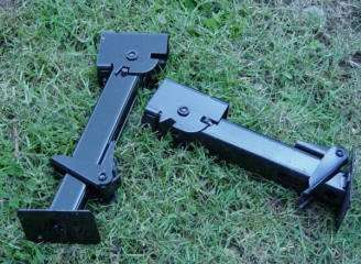 Compact Camping Trailer Stabilizer Jacks