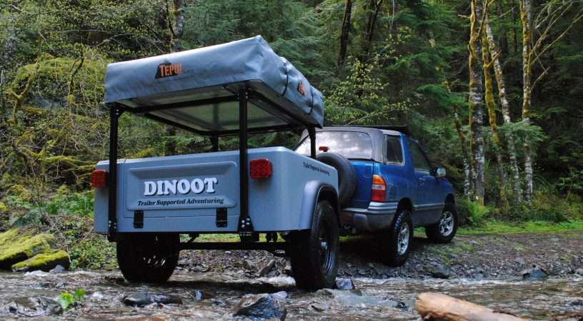 Jeep Style Strailer J-Series Dinoot