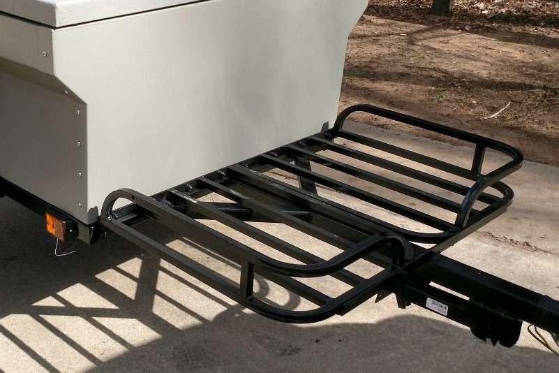 M416 Camping Trailer Cargo Basket