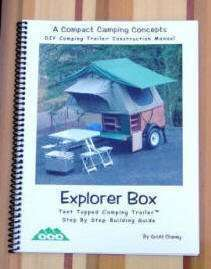 Explorer Box Camping Trailer