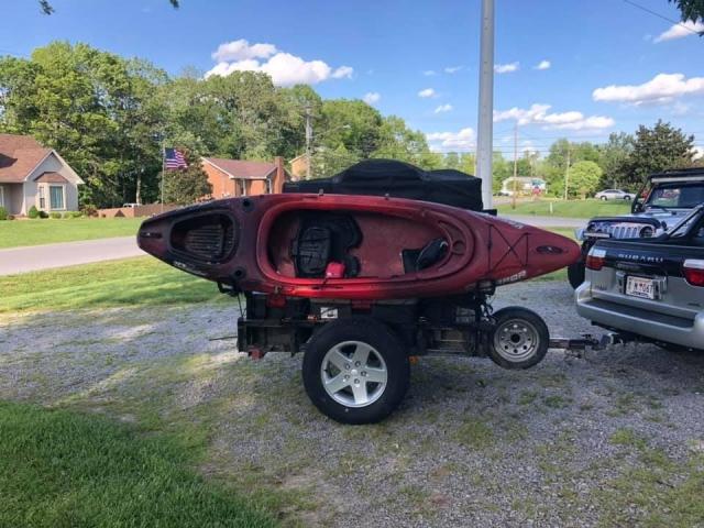 Kayak Trailer Rack Dinoot for TaddRacks