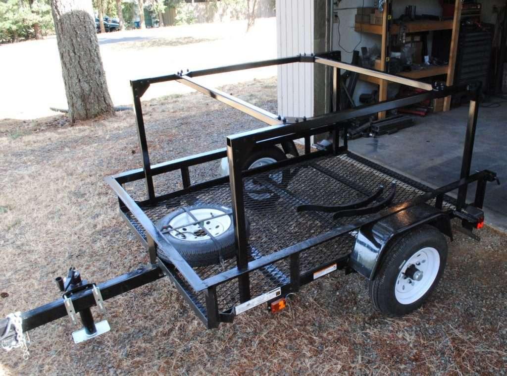 trailer racks